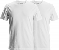 Snickers Workwear T-Shirts (2 Stück) Weiß