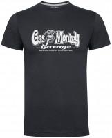 Gas Monkey Garage OG T-Shirt Logo Darkgrey