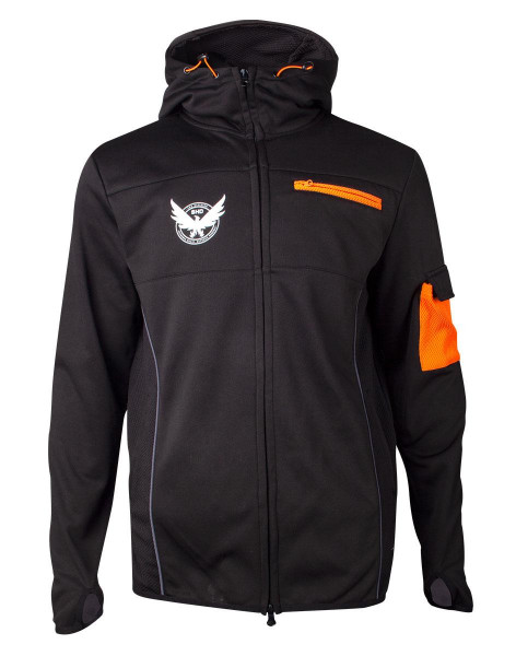 The Division - M65 Operative Men's Hoodie Black