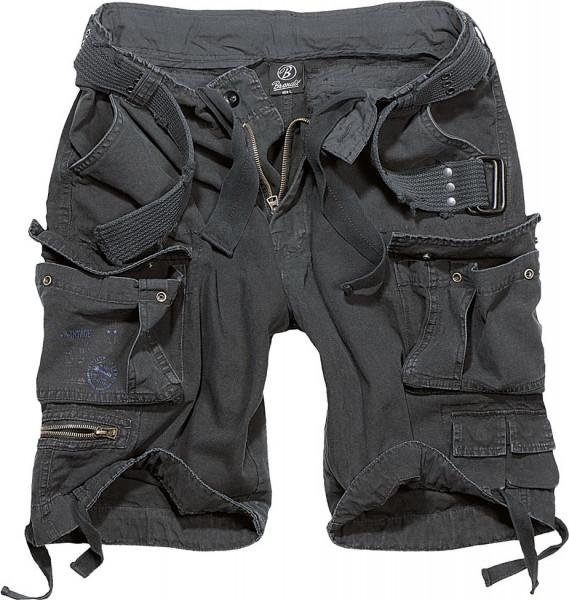 Brandit Shorts Savage Vintage in Black
