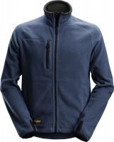 Snickers Workwear AllroundWork Polartec Fleece Arbeitsjacke Navy/Schwarz