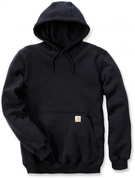 Carhartt Sweatshirt Midweight Hooded Sweatshirt Black