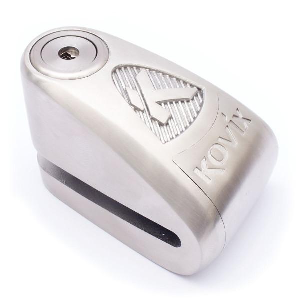 Kovix Kal6 Edelstahl 6mm Pin Alarmbremsscheibenschloss