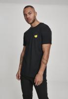 Wu-Wear T-Shirt Front-Back Tee Black
