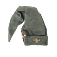 The Legend of Zelda Beanie Pointy with PU strap and buckle Green