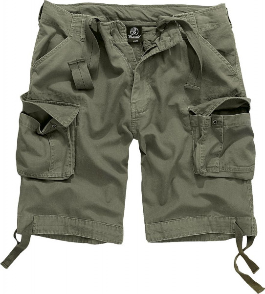 Brandit Urban Legend Shorts in Olive