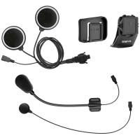 Sena Headset 10C Einbaukit Ohne Kamera und Bluetootheinheit für Helme