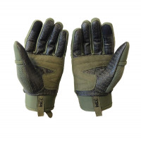 WCC West Coast Choppers Handschuhe WCC Statement Neoprene Olive Green