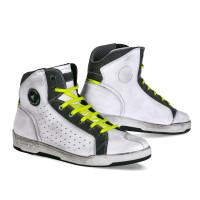 Stylmartin Motorrad Schuhe Sector Schuhe White