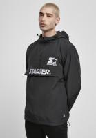 Starter Black Label Jacke Starter The Classic Logo Windbreaker Black