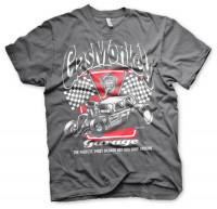 Gas Monkey Garage T-Shirt Badass verschiedene Farben