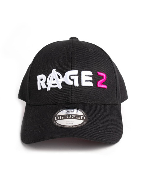 Rage 2 - Adjustable Cap Multicolor