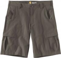 Carhartt Shorts Force Madden Ripstop Cargo Short Tarmac