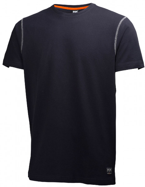 Helly Hansen T-Shirt 79024 Oxford T-Shirt 590 Navy