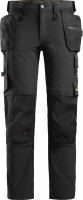 Snickers Workwear AllroundWork Full Stretch Trousers HP schwarz