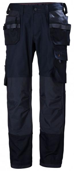 Helly Hansen Shorts / Hose 77461 Oxford Construction Pant 590 Navy