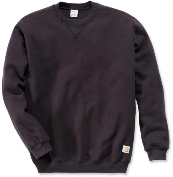 Carhartt Sweatshirt Midweight Crewneck Sweatshirt Black