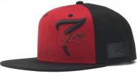 WCC West Coast Choppers Cap Kimi Raikkönen Script 7 Flatbill Hat Red/Black