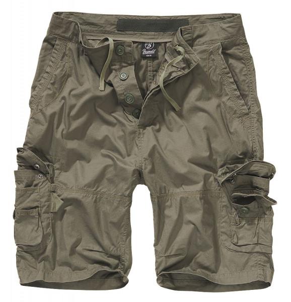 Brandit Ty Shorts in Olive