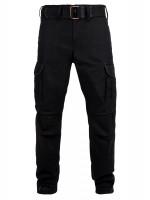 John Doe Motorrad Hose Pants Regular Cargo Black