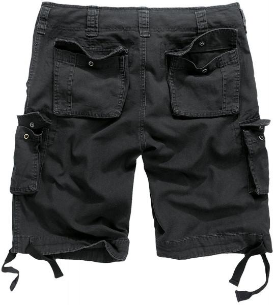 Brandit Urban Legend Shorts in Black