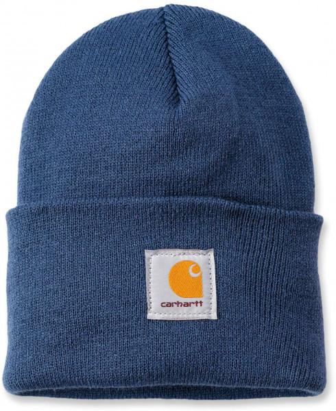 Carhartt Mütze Acrylic Watch Hat Dark Blue