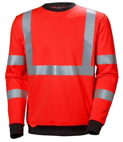 Helly Hansen Hoodie / Sweatshirt 79095 Addvis Sweatershirt 160 Red