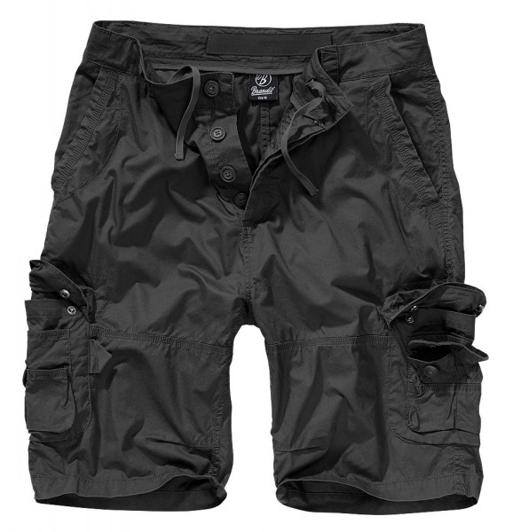 Brandit Ty Shorts in Black