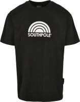 Southpole T-Shirt Logo Tee Black