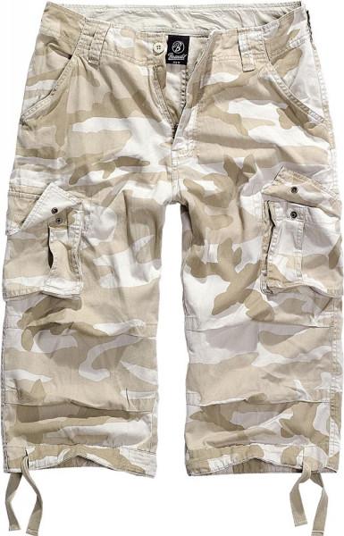 Brandit Shorts Urban Legend 3/4 Trouser in Sandstorm