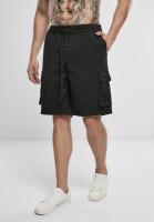 Urban Classics Shorts Drawstring Cargo Shorts Black