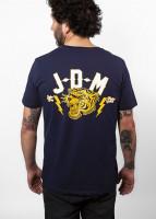 John Doe T-Shirt Tiger Navy