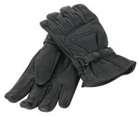 Bores Motorradhandschuhe Classico Leder Handschuhe Black