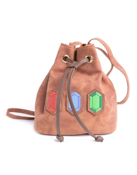 Zelda - Little Rupees Bag Brown