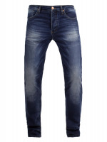 John Doe Motorrad Hose Pants Ironhead used Dark Blue XTM