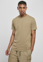 Urban Classics T-Shirt Basic Tee Khaki