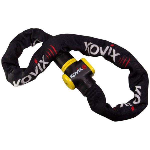 Kovix Alarmkettenschloss Kcl10 Länge: 120 cm