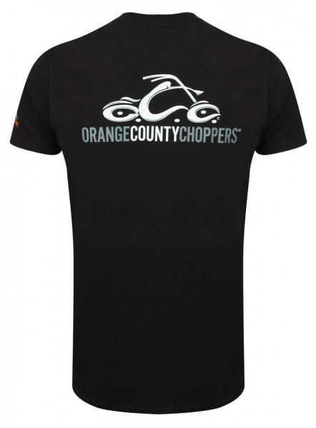 OCC Orange County Choppers T-Shirt OG Logo Black
