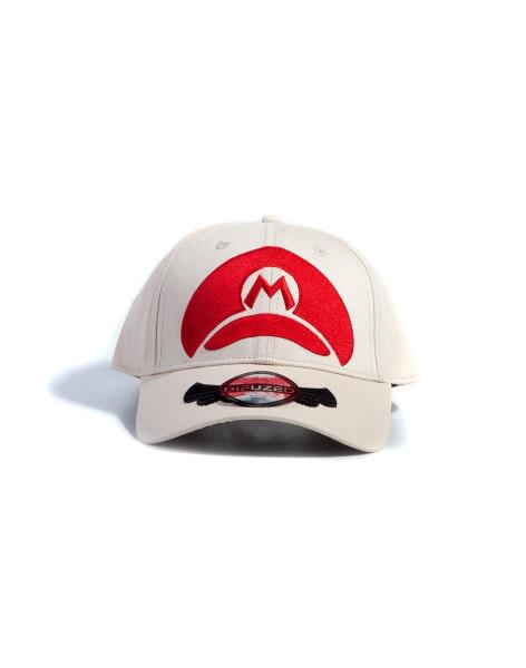 Nintendo - Super Mario Minimal Adjustable Cap Multicolor
