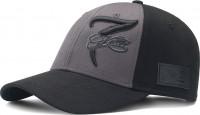 WCC West Coast Choppers Cap Kimi Raikkönen Script 7 Roundbill Hat Charcoal/Black