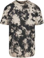 Urban Classics T-Shirt Oversized Bleached Tee Black