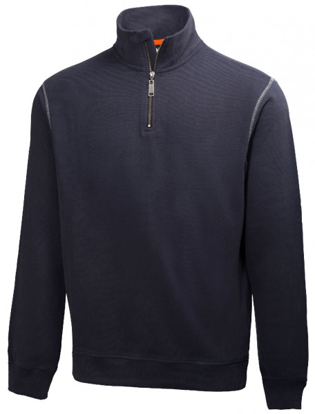 Helly Hansen Hoodie / Sweatshirt 79027 Oxford Hz Sweatershirt 590 Navy
