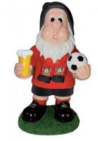 Bayer 04 Leverkusen Bayer Leverkusen Gartenzwerg Fan Fussball 1. Bundesliga Red