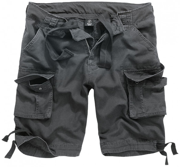 Brandit Urban Legend Shorts in Anthracite