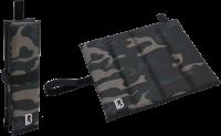 Brandit Accessoire Sit Mat Folded in Darkcamo