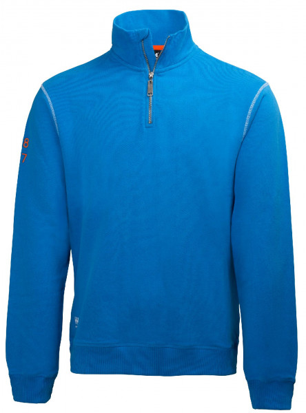 Helly Hansen Hoodie / Sweatshirt 79027 Oxford Hz Sweatershirt 530 Racer Blue