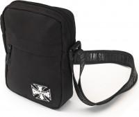 WCC West Coast Choppers Shoulder Bag Black