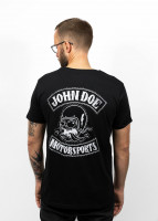John Doe T-Shirt Ratfink Black