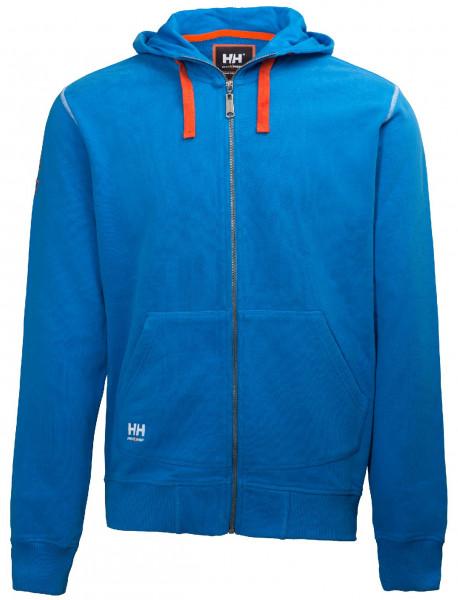Helly Hansen Hoodie / Sweatshirt 79028 Oxford Fz Hoodie 530 Racer Blue