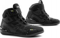 Falco Motorradschuhe Sneaker Maxx-Tech 2 Wtr Schwarz